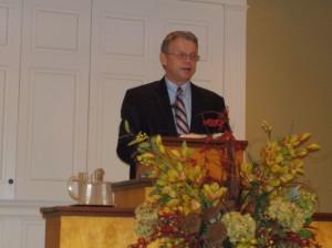 Elder Michael Gowens Preaching